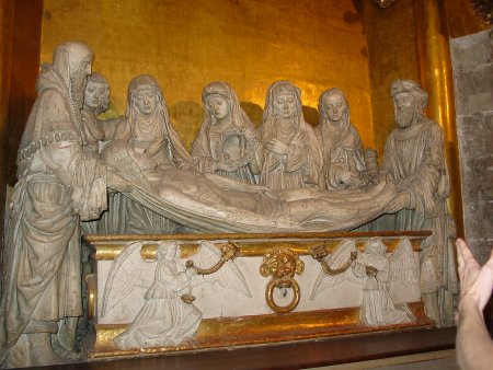 Burial of CHrist - Auch Cathedral